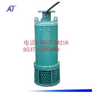 環保用WQB75-8-4防爆潛水泵使用說明