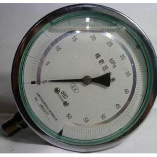 耐震精密压力表