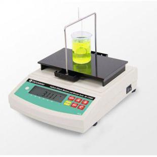 達宏美拓快速高精度水玻璃模數與密度測試儀DE-120WG