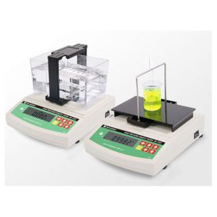 达宏美拓高精度快速多功能固液体两用电子比重计 DE-120T