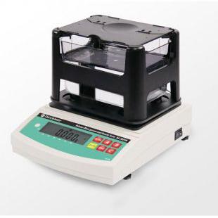 達宏美拓橡膠質量體積變化率測試儀 DA-300VM