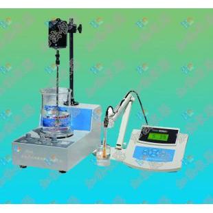 石油产品水溶性酸及碱测定器 GB/T259