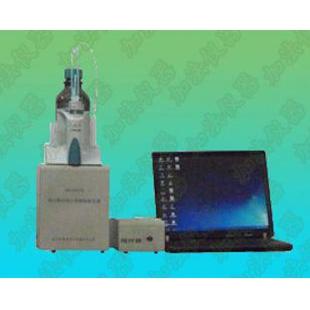 湖南加法 自动馏分燃料油中硫醇硫测定器GB/T 1792