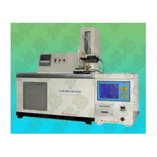 湖南加法 自動冷濾點測定器SH/T0248