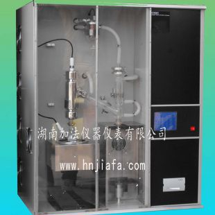 自动减压蒸馏测定仪 GB/T9168