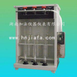 石油产品硫含量测定仪(燃灯法)GB/T380