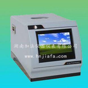 自动石油产品硫含量测定仪(荧光法)