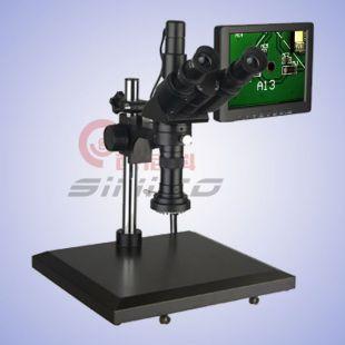双目多功能视频显微镜
