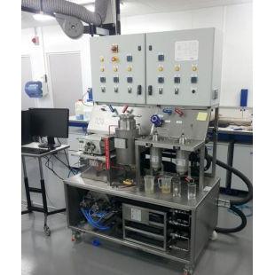 超临界微粒制备系统