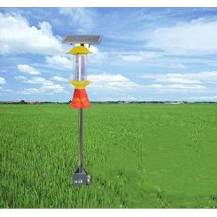 育禾立农频振式太阳能杀虫灯 WJ-TYI