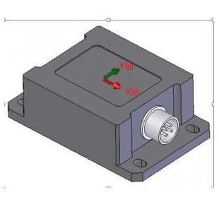 無錫布里淵MMS-Q系列有線傾角傳感器