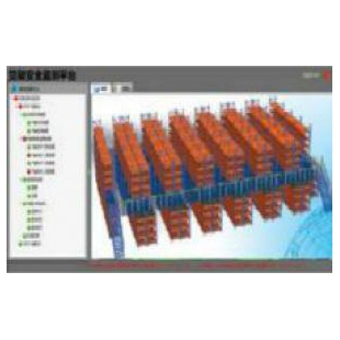 仓储货架安全在线监测系统