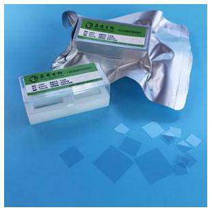 上海晶安细胞爬片 圆形防脱盖玻片无菌玻片规格齐全