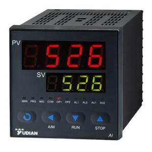 宇电智能温控器AI-526加热制冷双输出