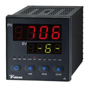 厦门宇电AI-706M智能温度巡检仪