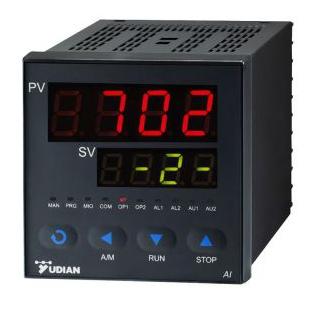 厦门宇电AI-702M智能温度2路巡检仪