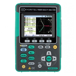 KYORITSU日本共立KEW 6315电能质量分析仪