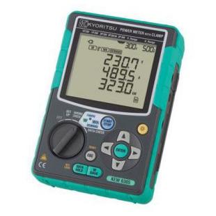 日本共立KYORITSU KEW6305电能质量分析仪