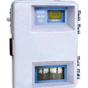 CL17D余氯/总氯分析仪