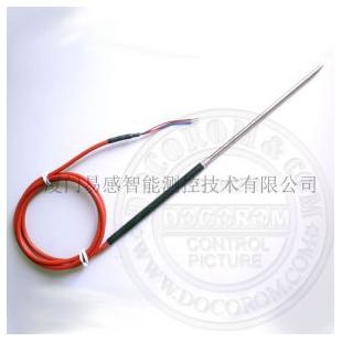 食品行业刺入式热电阻温度传感器