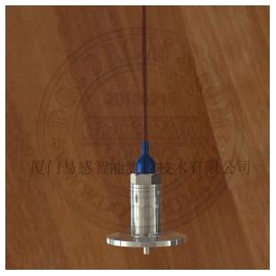 平面法兰卫生型热电阻温度传感器