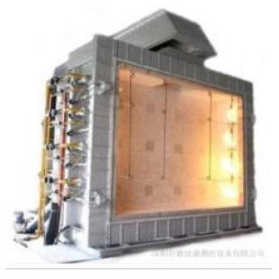 垂直构件液压倾摆耐火性测试炉