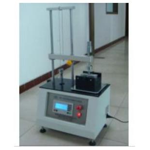 荧光灯座轴向力试验装置