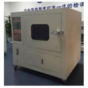 深圳德邁盛觸摸屏電池燃燒噴射試驗機