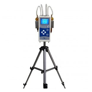 青岛GR-1220型便携式双路气体采样器