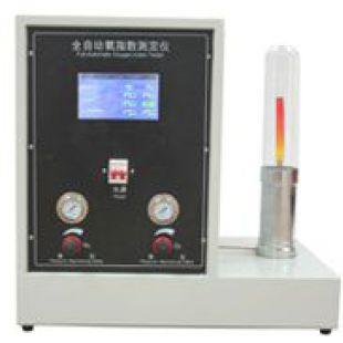 南京炯雷JF-5型触摸屏控制全自动氧指数测定仪