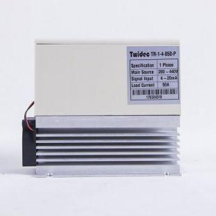 TWIDEC合泉TR系列单相SCR电力调整器相控制器 调功器TR-1-4-080-P