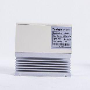 TWIDEC合泉TR系列单相SCR电力调整器相控制器调功器 TR-1-4-030-P