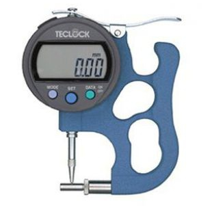 TECLOCK数显便携式厚度计TPD-618J
