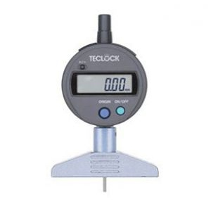 TECLOCK標準數顯深度計DMD-211S2