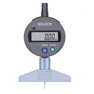 TECLOCK数显式深度计DMD-210S2