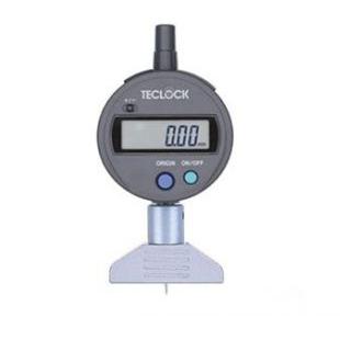 TECLOCK数显深度计DMD-250S2