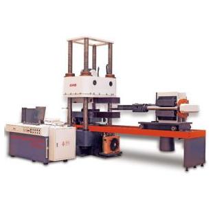 YAW7157微机控制电液伺服压剪试验机
