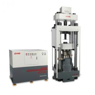 YAW8406微机控制电液伺服压力试验机