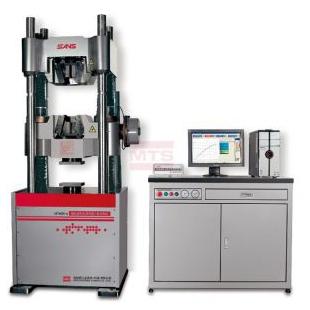 SHT4305-W微機控制電液伺服萬能試驗機(300kN)
