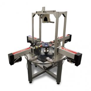 双轴拉伸材料试验机
