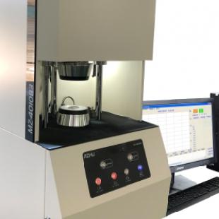 软件界面(硫化仪/门尼分析系统)