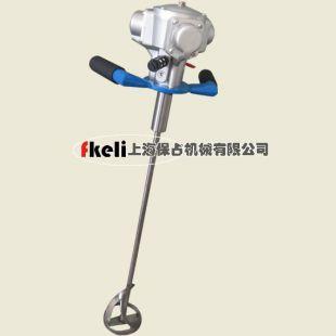 上海保占供应手提式涂料气动搅拌器