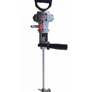 上海保占50公斤便携式涂料防爆气动搅拌机