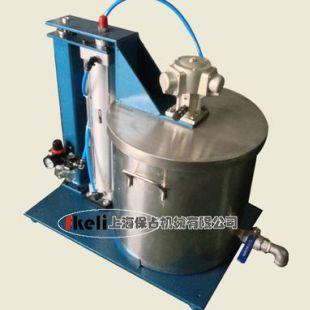 上海fkeli生产带桶一体式20L气动搅拌机