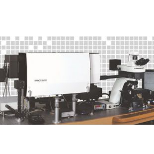 5波长3D显微拉曼光谱系统