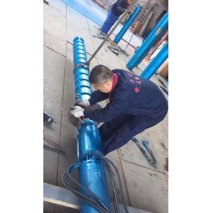 温泉井用深井泵  地热供暖用70度热水潜水泵现货厂家直供