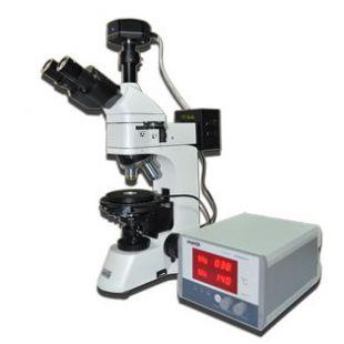 MSHOT热台偏光显微镜 MP41+KER3000