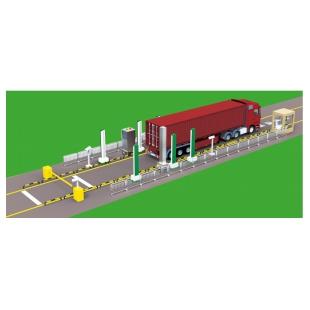 绿色通道车辆快速检测系统
