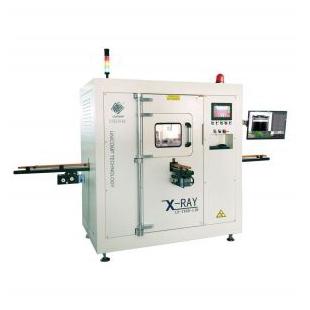 圆柱电池X-Ray在线检查机