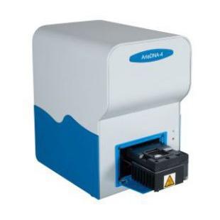 微芯片实时荧光定量PCR仪